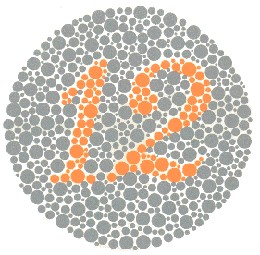Color Blindness Test Test Color Vision With Ishihara