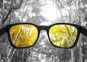 Glasses for Color Blindness and Color Vision Deficiency